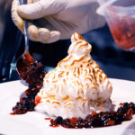 Backed Alaska with berries melange by Chef In My Kitchen